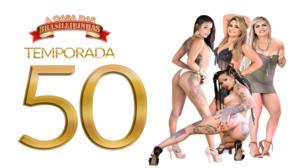 Casa das Brasileirinhas – Temporada 50