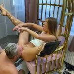 Porno com o pai