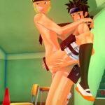 Sasuke e naruto gay