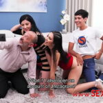 Sexo em família